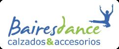 www.facebook.com/BairesDanceCalzadosYAccesorios