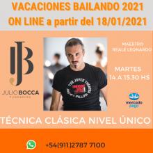 LEONARDO REALE, CLÁSICO